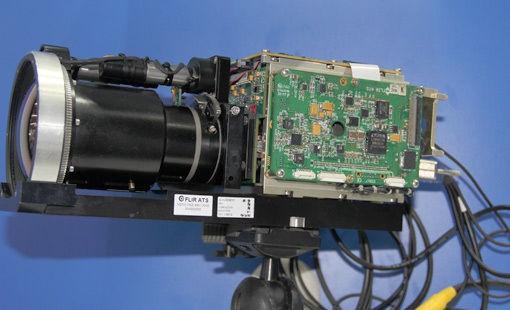监控'裸'给你看 摄像机内部构造大揭秘